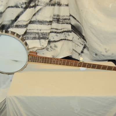 Vintage Gibson USA RB175 Long-Neck Open-Back 5-string Banjo with Case Pete Seeger rb 175 for sale