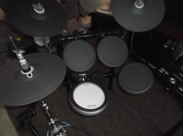 Yamaha dtx xp80 and tp70 pad set save 200 plus reverb for Yamaha dtx pad set
