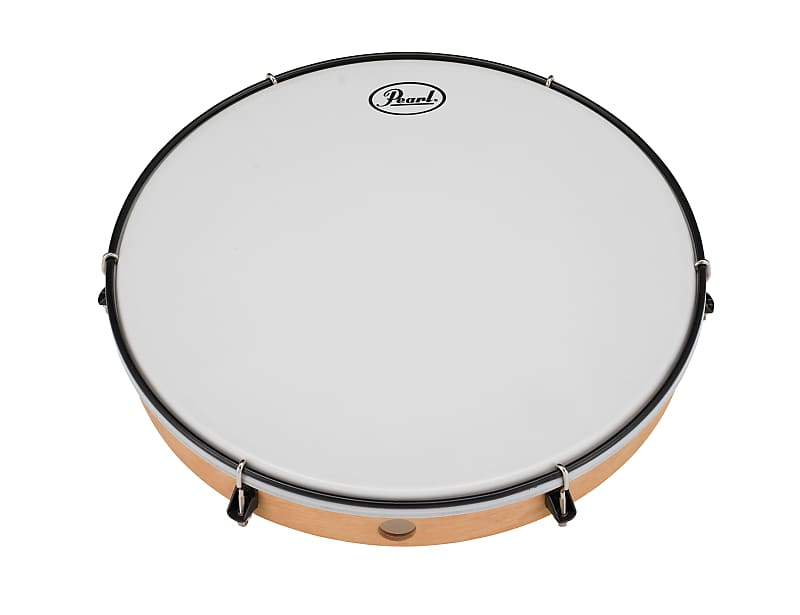 pearl 14 frame drum w lugs coated heads pfr14c reverb. Black Bedroom Furniture Sets. Home Design Ideas
