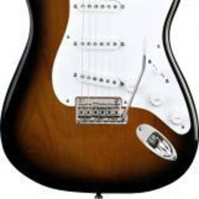 Fender Classic Player '50s Stratocaster - Maple Fingerboard - 2-Color Sunburst for sale