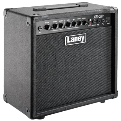 LaneyLX35R 35W Guitar Combo 2Ch W/ Rev, New, Free Shipping