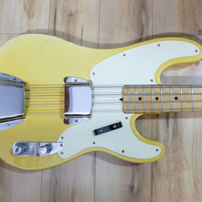 Fender Telecaster Bass 1971 Olympic White for sale