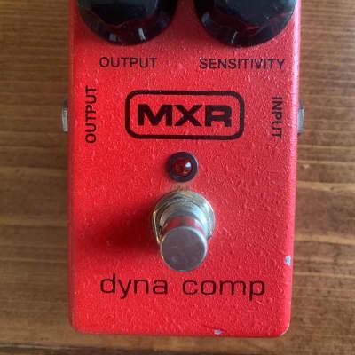 MXR Dyna Comp (M-102)
