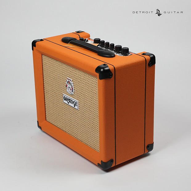 orange crush 20 rt combo detroit guitar reverb. Black Bedroom Furniture Sets. Home Design Ideas