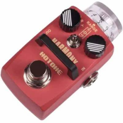 Hotone Harmony Pitch Shifter/Harmonist Guitar Pedal for sale