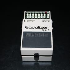 Boss GE-7 Graphic EQ