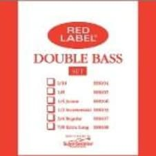 Upright Bass String Set: 3/4 Size