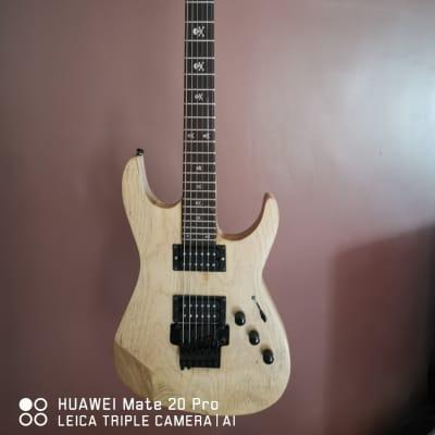 Grassroots By Esp Kirk Hammett Signature 1990 Custom.  Oil Finish for sale