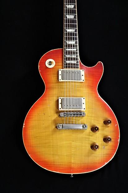 Gibson Les Paul Nash Aged 2012 Cherry Sunburst on