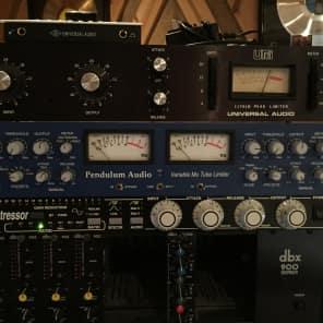 Pendulum Audio 6386 Variable Mu Tube Limiter