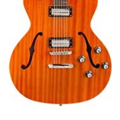 Guild Starfire II Hollowbody Electric Guitar Natural