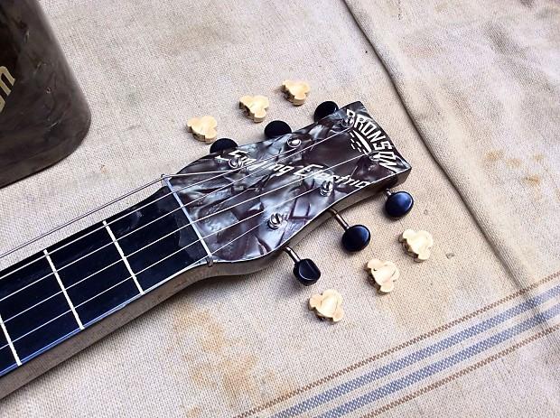 vintage 1950 39 s bronson singing electric lap steel guitar reverb. Black Bedroom Furniture Sets. Home Design Ideas
