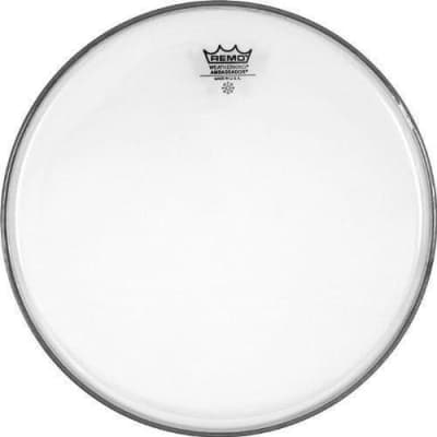 Remo Ambassador Clear Drumheads - 6 Inch