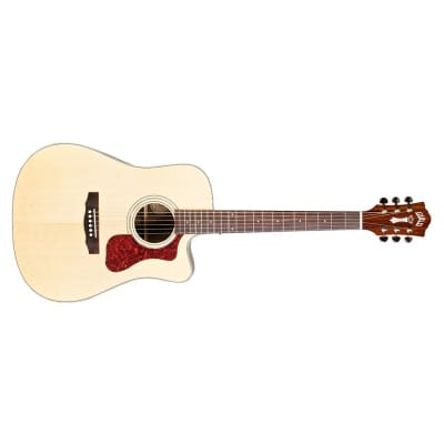 Guild D-150CE Westerly Dreadnought Electro Acoustic, Natural for sale