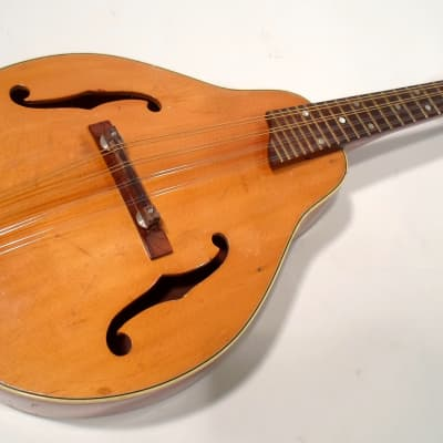 Kay Mandolin 1960's Natural for sale