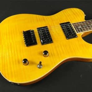 Fender Special Edition Custom Telecaster FMT HH - Rosewood Fingerboard - Amber (086) for sale