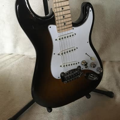 G&L  Fullerton S-500 2013 2 Tone Sunburst for sale