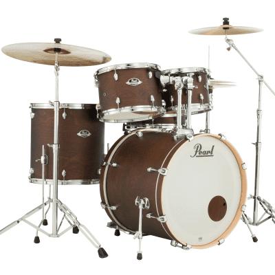 "PearlEXL725SExport EXL 10 / 12 / 16 / 22 / 14x5.5"" 5pc Drum Set with Hardware, Pedal"