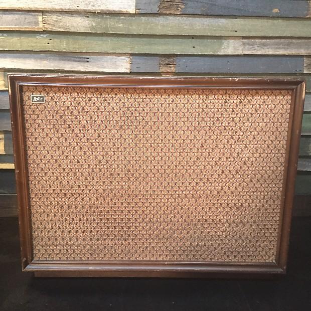 leslie model 225 rotating speaker cabinet reverb. Black Bedroom Furniture Sets. Home Design Ideas