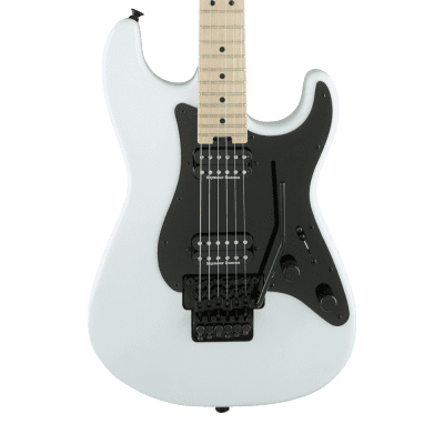 Charvel Pro Mod So-Cal Style 1 HH with Floyd Rose - Snow White - Demo for sale