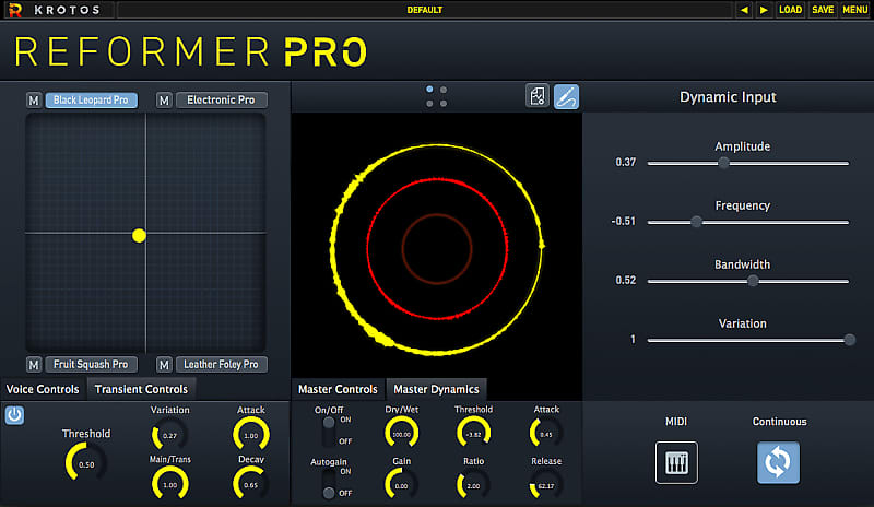 Krotos Audio Reformer Pro - Perpetual