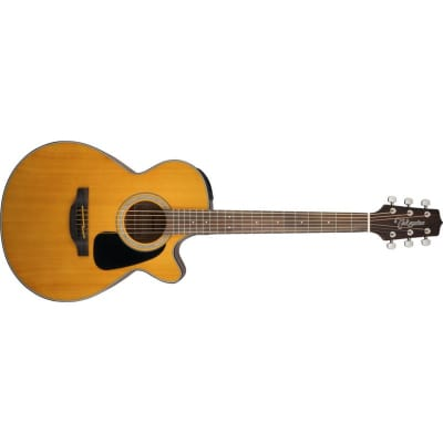 Takamine GF30CE FXC Grand Concert Electro Acoustic, Natural for sale