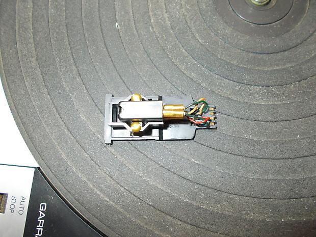 Garrard Zero 100 Turntable For Repair or Restoration
