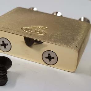 KGC Brass Tremolo Block Upgrade for American Professional