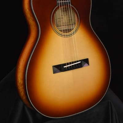 Bedell  Seed to Song Custom Parlor European Spruce, Birdseye Maple Sunburst for sale