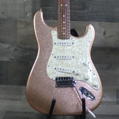Fender Stratocaster Custom Shop 1995 Pink Champagne