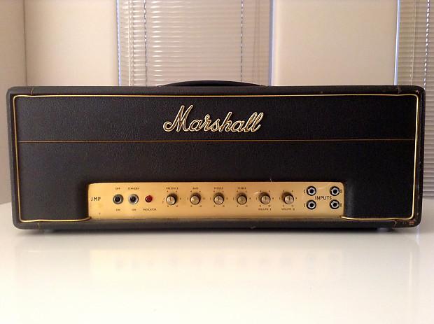 1967 Marshall Plexi 50W Head * Ultimate Tone Machine *