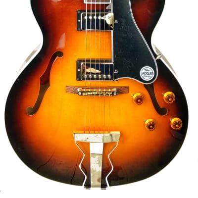 Tokai FA245 VS Jazz Archtop Guitar Sunburst for sale