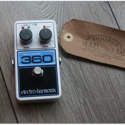 "EHX ""360 Looper"""