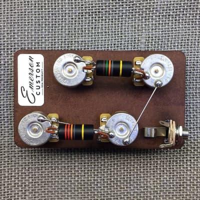 Emerson Custom Les Paul Prewired Kit 3/8