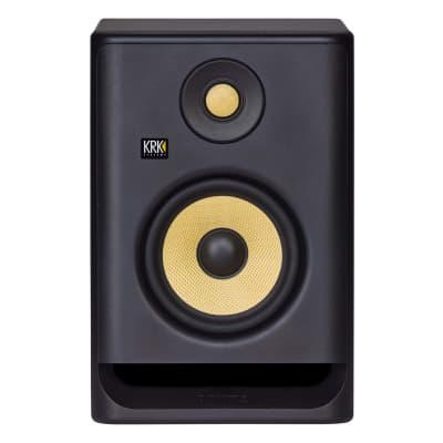 "KRK Rokit RP5 G4 Powered 5"" Nearfield Studio Monitor (Single)"