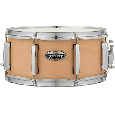 """Pearl MUS1465M Modern Utility 14x6.5"""" Maple Snare Drum"""