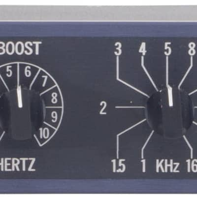 Pultec EQP-1A Program Equalizer The classic pultec two-band