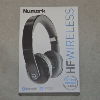 Numark HF Wireless High Performance Headphones PRO quality BRAND NEW sealed Box