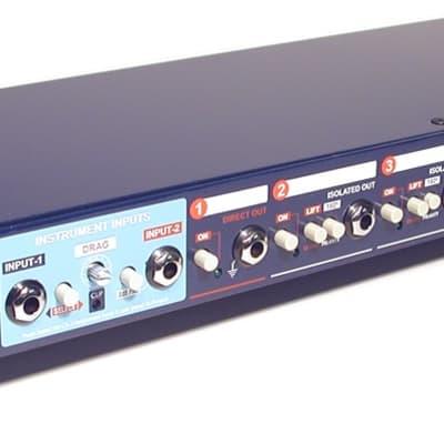 Radial JD7 Injector Guitar Distribution Amplifier