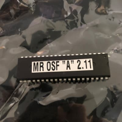 Ensoniq V2.11 ROM For MR-61 & MR-76 40 pin EPROM Upgrade Firmware Chip MR61 MR76 os rom a