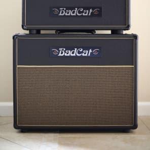 """Bad Cat Hot Cat 50 50-Watt 1x12"""" Guitar Half Stack"""
