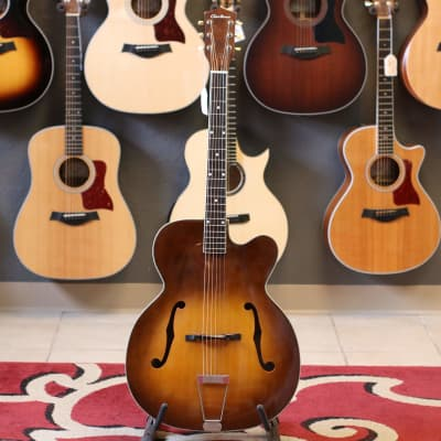 Vintage 1950's Airline N-7 Archtop Guitar- Neck Reset - New Frets and More! for sale
