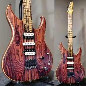 Barlow Guitars Raven  2018 Camatillo for sale