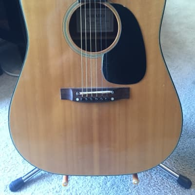 1970's MIJ Dorado/ Gretsch  Acoustic Guitar for sale