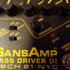 Tech 21 Bass Driver image