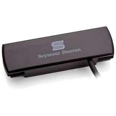 Seymour Duncan SA-3HC-BLK hum-cancelling soundhole pickup for sale