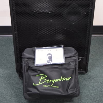 Bergantino B-Amp with HDN 212 Cab, Package Deal with FREE Carry Bag (Ft/Swt Optional) *NOT Pre-Owned