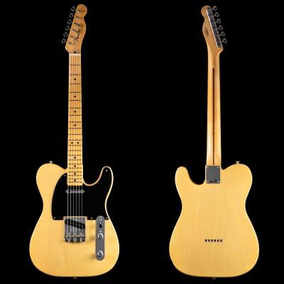 Fender Custom Shop Vintage Custom 1950 Double Esquire - Nocaster Blonde (983) for sale