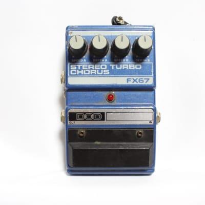 DOD FX67 Guitar Effect Pedal for sale