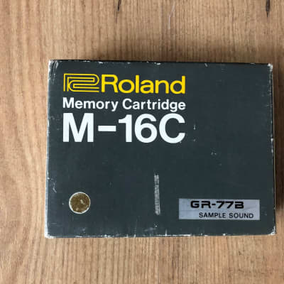 Roland M16-C (New Old Stock / Warranty)